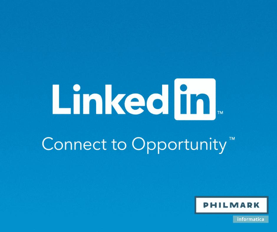 Gruppo Philmark sigla partnership con LinkedIn