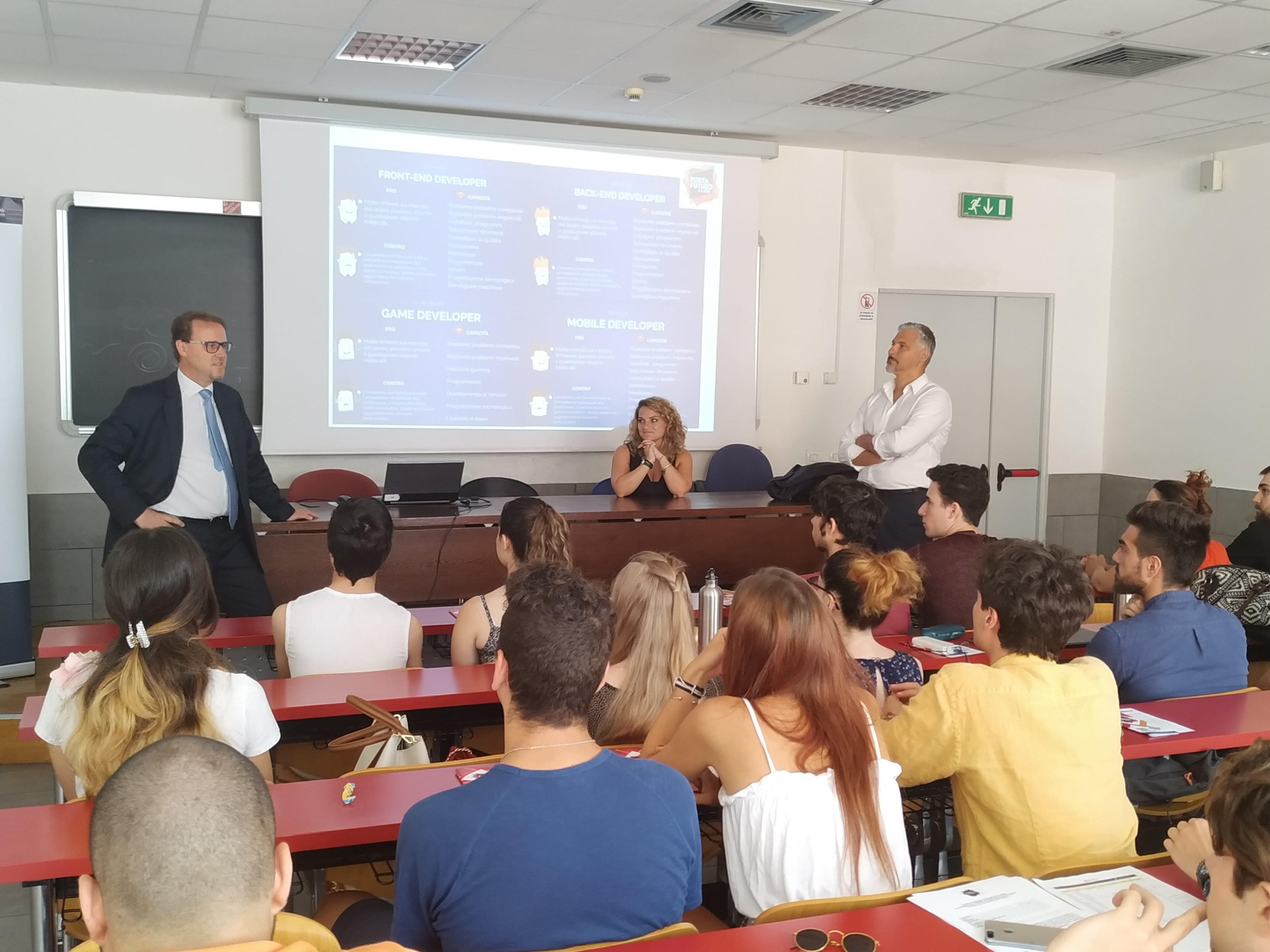 Philmark con Porta Futuro Lazio per tracciare il futuro dell'IT