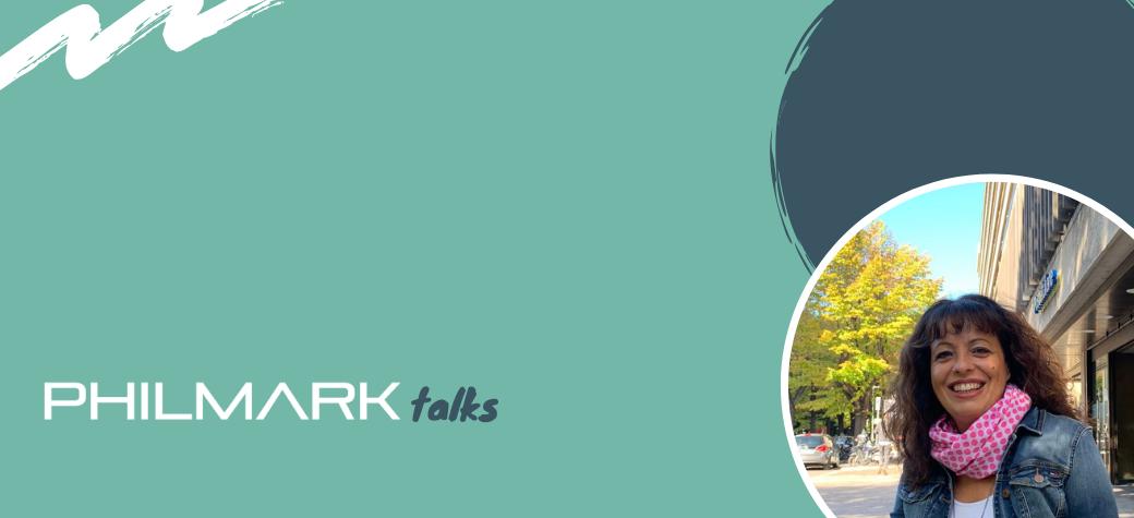 Philmark Talks – Intervista a Domenica Enea